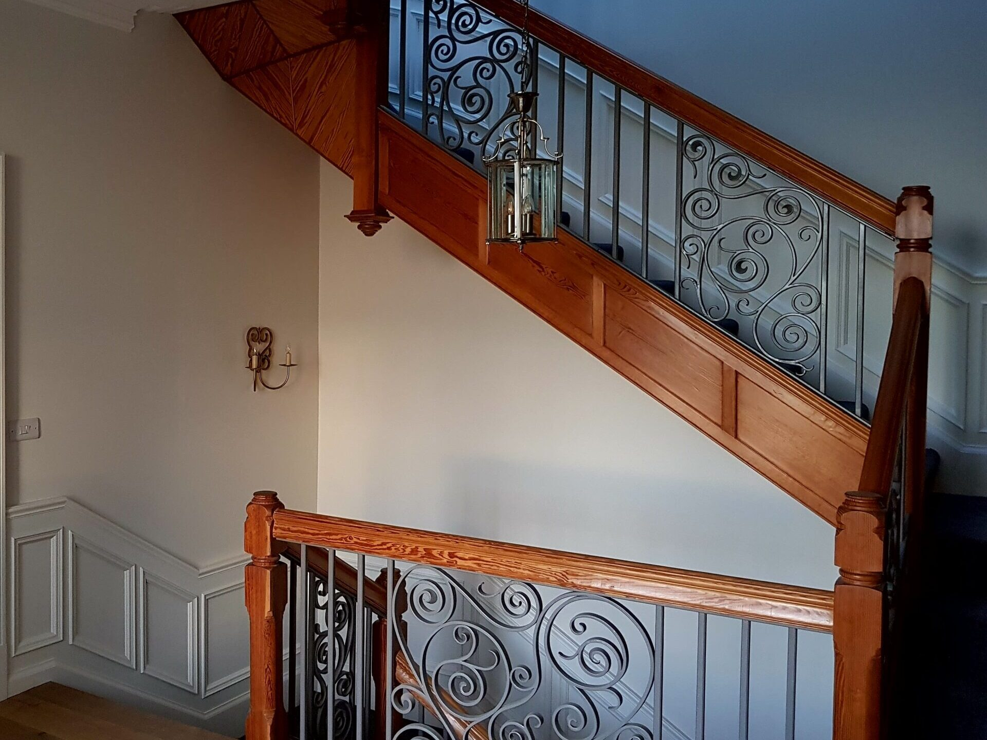 Bespoke stairs Stirling