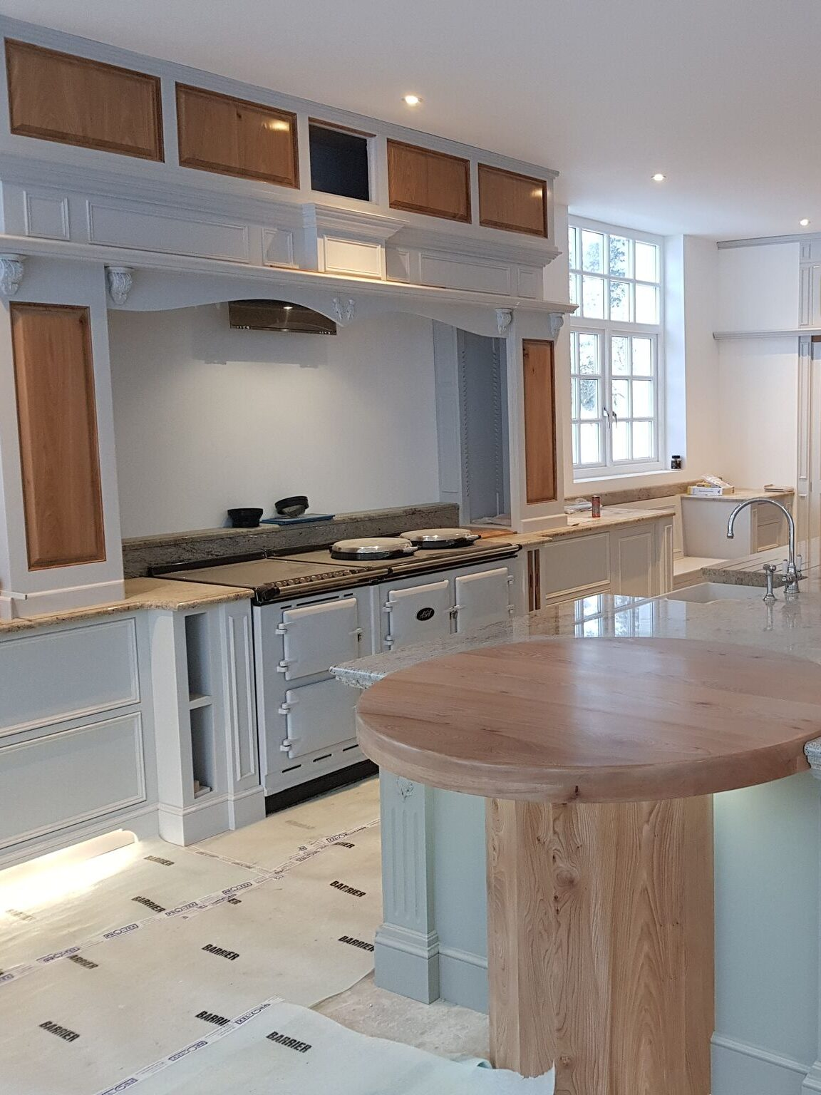 Fitted kitchen Architectural Joinery